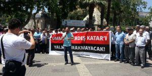 Katar Ablukası Kahramanmaraş'ta Telin Edildi!