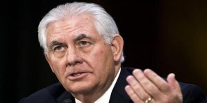 Tillerson'a Pakistan'da 'Soğuk Karşılama'
