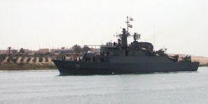 İran, Aden Körfezi'ne Savaş Gemisi Gönderdi!
