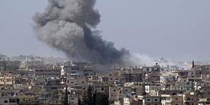Esed Rejiminden Suriye'nin Güneyinde Geçici Ateşkes!