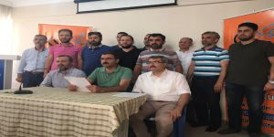 """Antalyalı STK'lar: """"Mağduriyetlere Sebep Olan Haksız Tutuklamalar Son Bulsun!"""""""