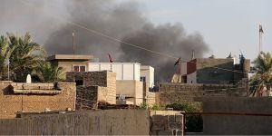 IŞİD Tuzhurmatu'ya Saldırdı: 2 Peşmerge Öldü