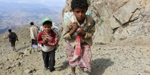 """""""Yemen'deki Dram Modern Dünyanın Yüz Karası"""""""
