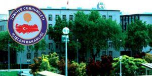 İçişleri Bakanlığı, Üç Belediye Başkanını Açığa Aldı