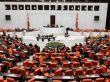 Bağımsız Bakanlar Meclis'te Yemin Etti
