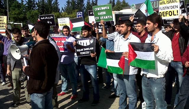 cukurova-universitesi_islami-genclik_gazze-suriye_protesto02.jpg