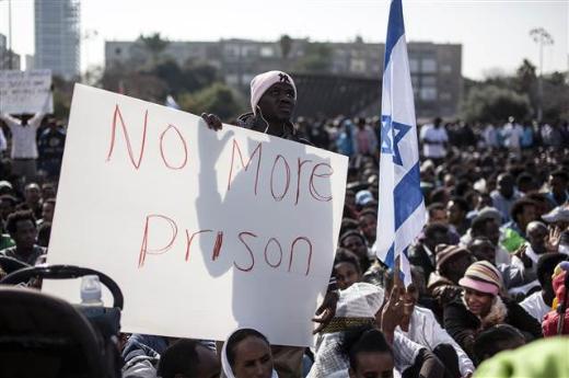 israil-afrika-protesto-20140105-04.jpg