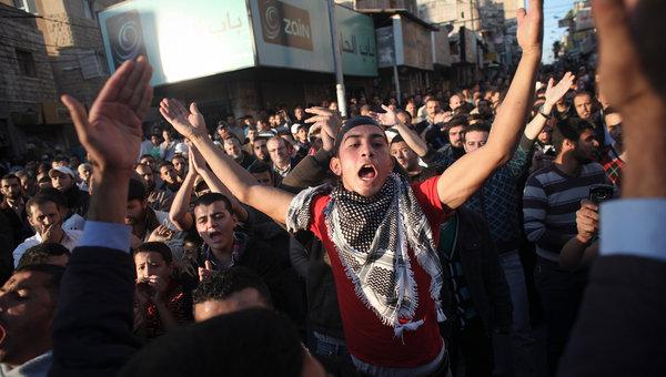 ürdün ekmek protesto ile ilgili görsel sonucu