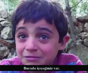 Suriyeli Çocuk: Biz Beşşara Ne Yaptık?