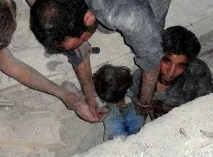 Bombalar Altında Bir Yaşam: Suriye