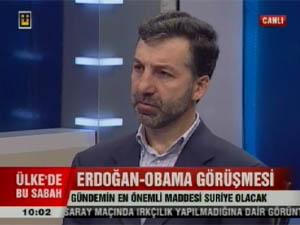 Kenan Alpay Ülke TVde Gündemi Değerlendirdi - 16.05.2013