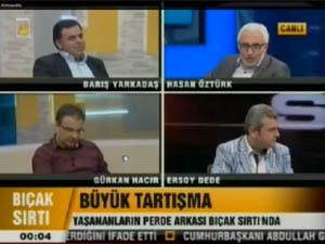 Ülke TVde Gezi Parkı Eylemleri Konuşuldu