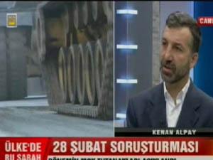 Kenan Alpay Ülke TVde Demokratikleşme Pakedini Konuştu