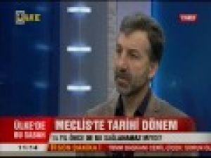 Ülke TV'de Başörtülü Milletvekiller Konuşuldu