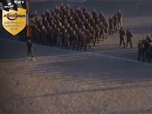 Suriye İslam Ordusunun Mezuniyet Töreni
