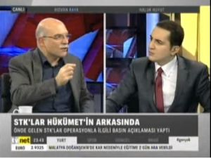 TVnet'te Fethullah Gülen Cemaati Konuşuldu