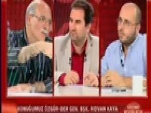 Cine5'te Gazze'ye Yapılan Siyonist Saldırı Konuşuldu