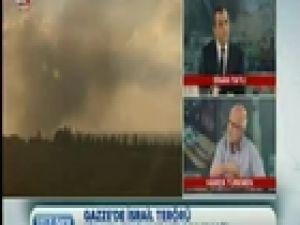 A Haber'de H. Türkmen İsrail Terörünü Anlattı