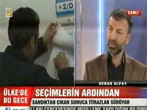 Ülke TV'de Seçimler Değerlendirildi