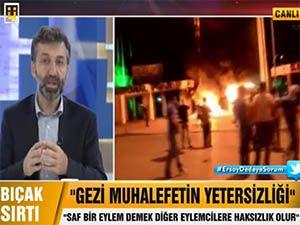 Kenan Alpay, Ülke TV'de Gezi Olayları İddianamesi'ni Değerlendirdi