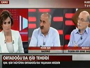 Haber Türk'te IŞİD Konusu Tartışıldı