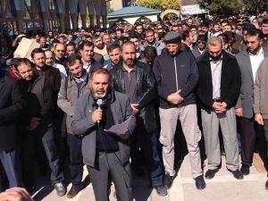 PKK'nın Vahşi Katliamları Van'da Lanetlendi