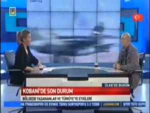 Rıdvan Kaya Ülke Tv'de Gelişmeleri Değerlendirdi