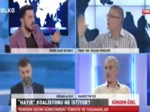 Ülke Tv'de MHP'deki Kriz Konuşuldu