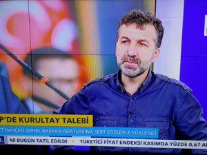 Kenan Alpay TV Net'te Gündemi Yorumladı