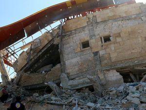 Suriye'de 5 Sağlık Kuruluşu ve 2 Okula Füze Saldırıları: 50 Ölü
