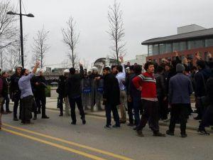 İTÜ'de Müslüman Öğrenciler Sol Çeteleri Püskürttü!