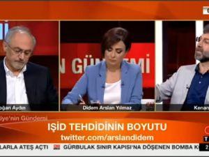 Türkiye Gündemi'nde Suriye Konuşuldu