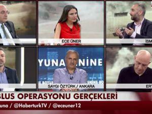 Habertürk'te Fırat Kalkanı Operasyonu ve 30 Ağustos Konuşuldu