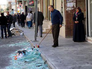 Diyarbakırlılardan PKK'nın Saldırısına Tepki