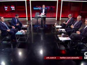 Tarafsız Bölge'de HDP ve Cumhuriyet Gazetesi Konuşuldu