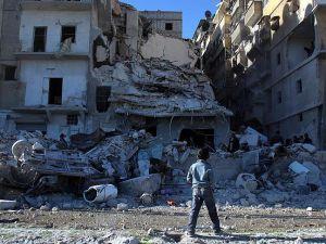 Halep'te Bugün Kurtardığımız, Ertesi Gün Öldürülüyor!