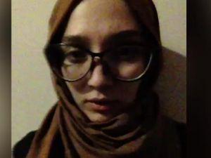 Halepli Lina'dan 'Uyumayın, Soykırımı Durdurun' Çağrısı
