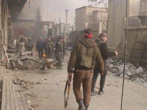 Şam – Cobar Operasyonu Görüntüleri