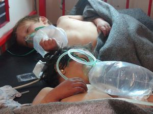 İdlib'teki Kimyasal Katliam ve Münafıklar