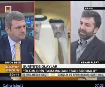 Suriye Değerlendirmesi - Kenan Alpay
