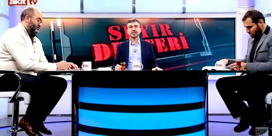 """Seyir Defteri'nde """"Zeytin Dalı Harekâtı"""" Konuşuldu"""