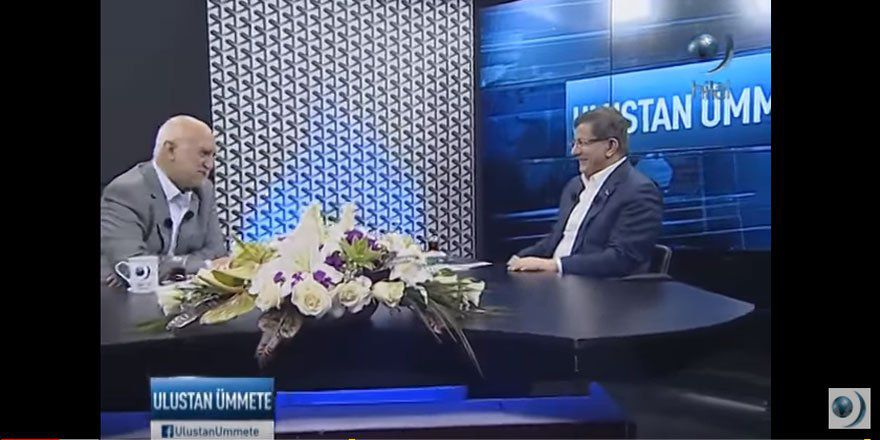"""Ahmet Davutoğlu'nun """"Gençlerle Yüzyüze"""" Kitabı Müzakere Edildi -1"""