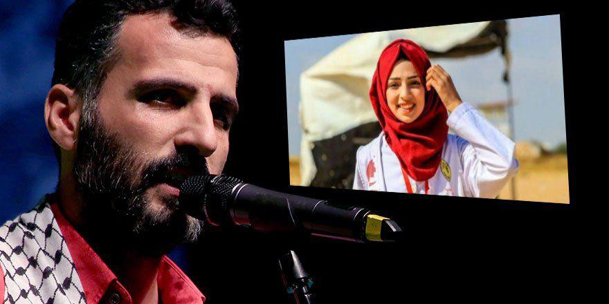 Gazzeli Hemşire Razan Neccar İçin Ezgi