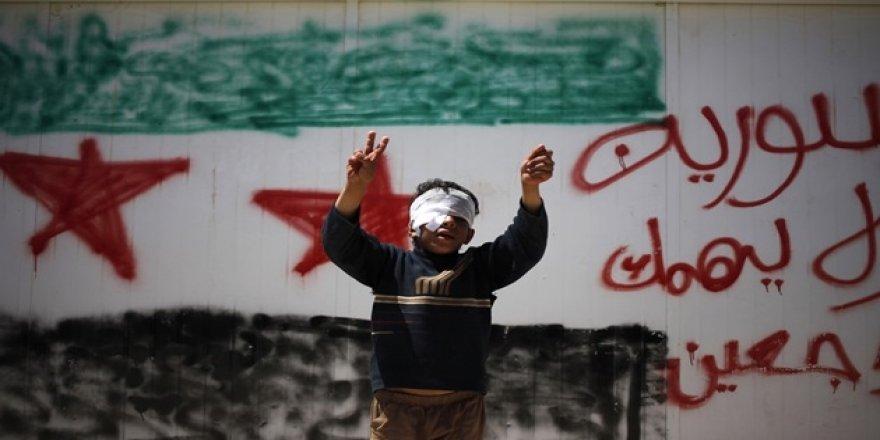Suriye İntifadasının 8. Yılı