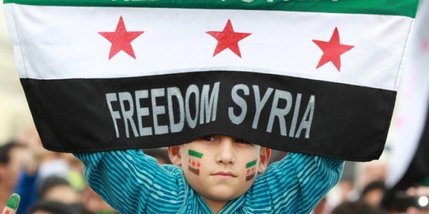 Devrim Geriye Hiçbir Suriyeli Kalmayıncaya Dek Sürecek!