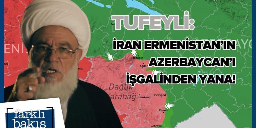 """Tufeyli'den İran'a: """"Nasıl zalimin yanında olabilirsiniz?"""""""