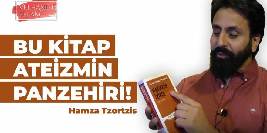 Hamza Tzortzis Kitabını Tanıtıyor (Hakikatin İzinde)