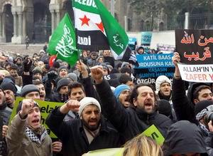 Beyazıt Suriye İçin Tek Yürek: Şehitlere Direnişe Bin Selam!