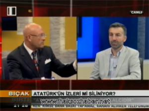 Ülke TVde Kemalist Müfredat Tartışıldı